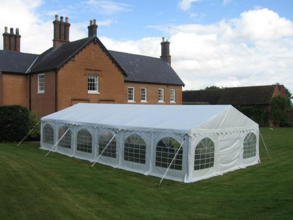 6m x 12m PVC 500gsm Marquee