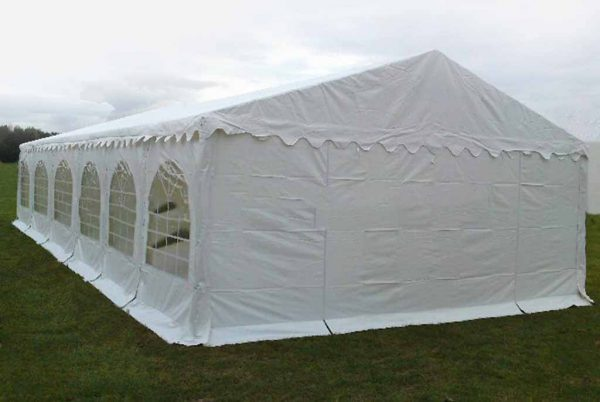 6m x 12m 650 GSM PVC Commercial Marquee