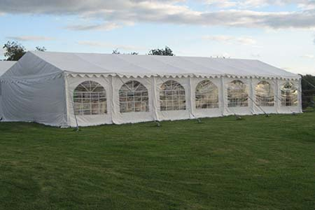 6m x 14m pvc 500gsm marquee