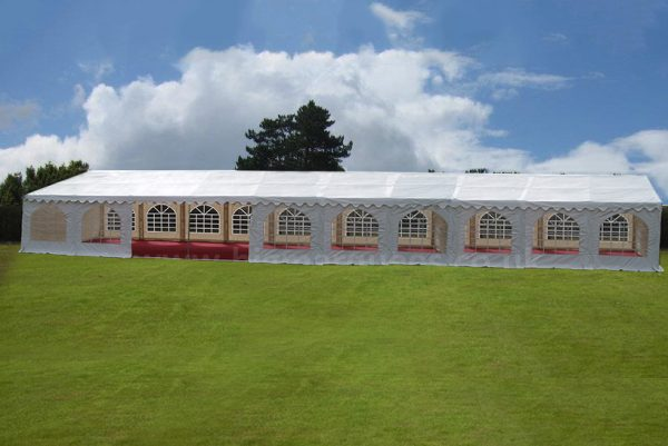 6m x 20m Commercial Marquee