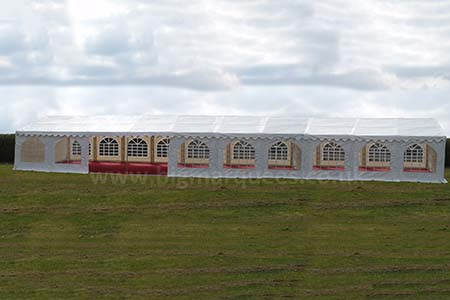 6m x 24m PVC 500gsm Marquee