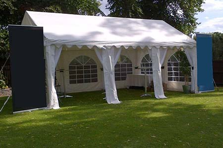 3m x 6m PVC 500gsm Marquee