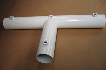 Marquee 3 way flat joint