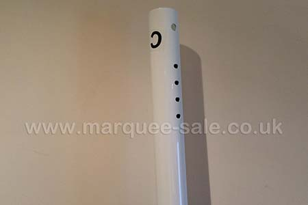 Marquee Spare C Pole