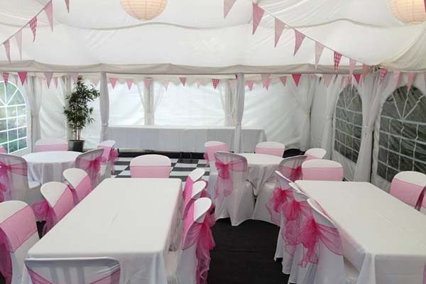 Marquee Linings