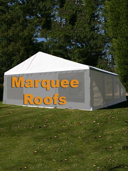 Spare Roofs Marquees