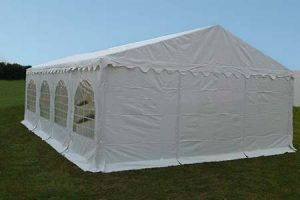 6m x 8m PVC 650gsm Ultimate Marquee