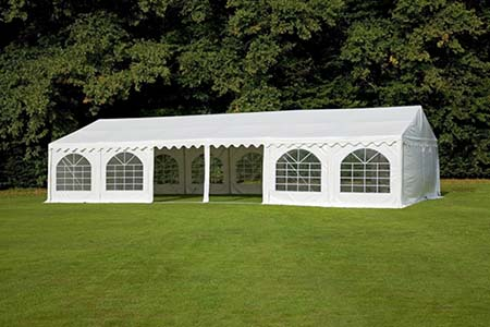 4m x 12m PVC 500gsm Marquee