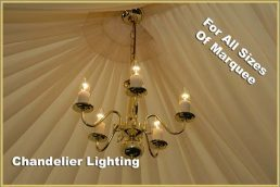Marquee Chandelier Lighting
