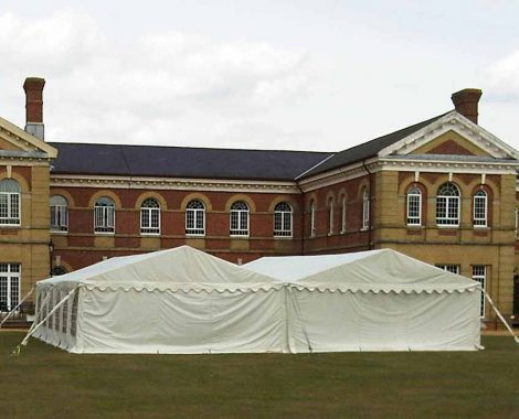 Marquees Joined